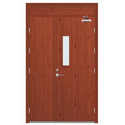 防火入户门安装