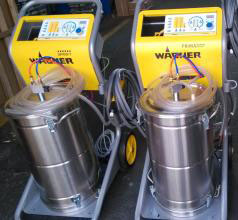 瓦格纳尔静电喷塑机