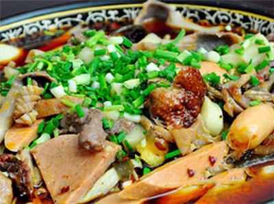 四川冒菜有哪些香料
