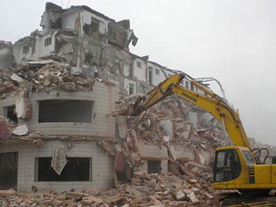 石家庄混凝土拆除