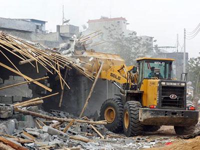石家庄房屋拆除