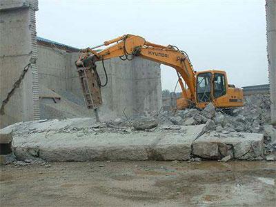 河北混凝土拆除