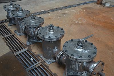 汽轮机滤水器