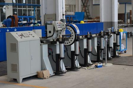 汽轮发电机专用生产设备