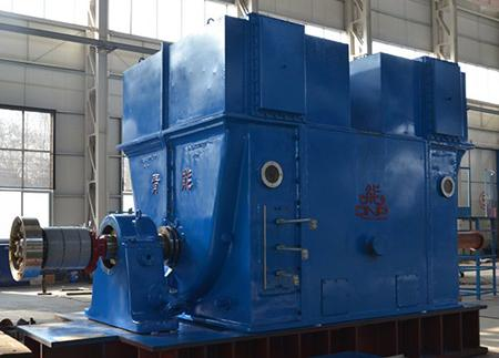 QFW系列4P汽轮发电机