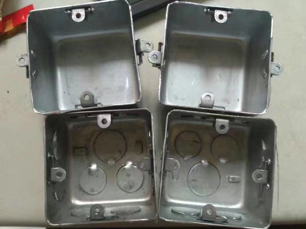武汉金属线盒