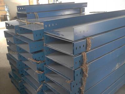 电缆桥架施工