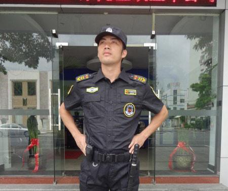 正规保安服务公司