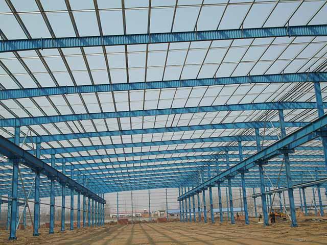 郑州钢结构设计安装