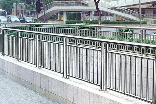 河南不锈钢护栏