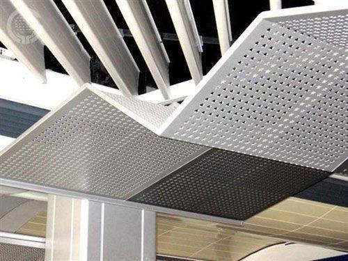 河南铝单板幕墙施工