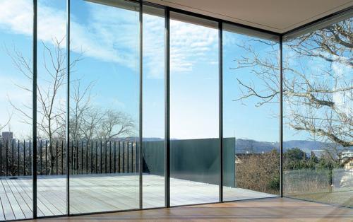 玻璃门安装