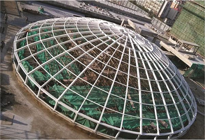 采光玻璃顶