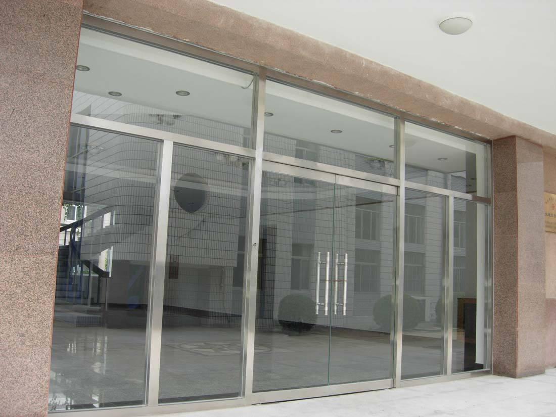郑州玻璃门
