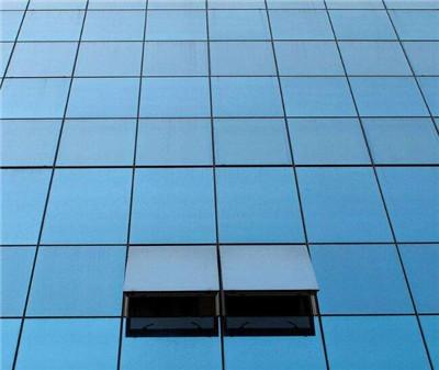 郑州建筑玻璃幕墙
