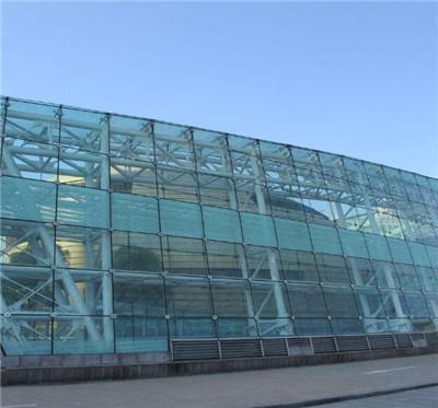 河南玻璃幕墙施工公司