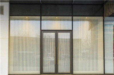 郑州铝门窗安装