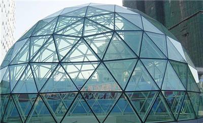 郑州玻璃采光顶