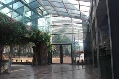 建筑玻璃采光顶
