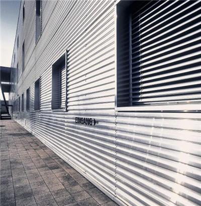 郑州铝幕墙设计
