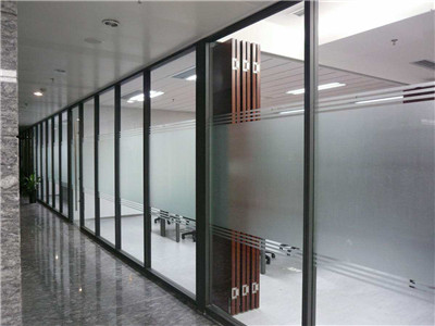 沛_��办公室玻璃隔�? width=