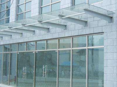 河南雨棚玻璃
