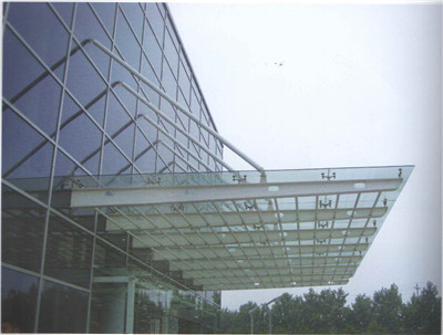 郑州玻璃雨棚厂家