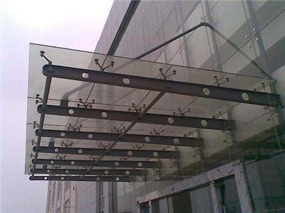 河南玻璃雨棚公司