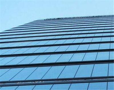 河南玻璃幕墙工程公司