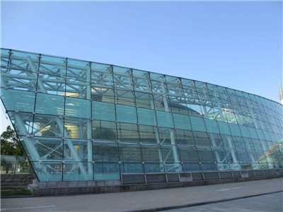 河南玻璃幕墙设计施工