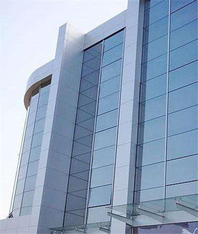 河南建筑玻璃幕墙厂家