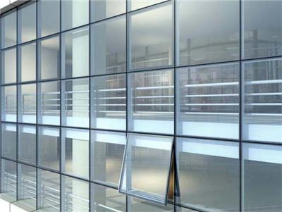 河南隐框玻璃幕墙