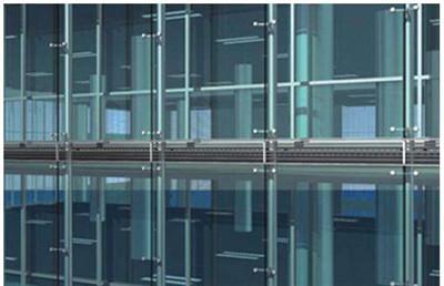 河南明框玻璃幕墙