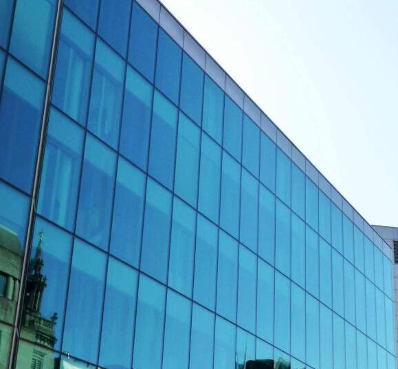 玻璃幕墙防水