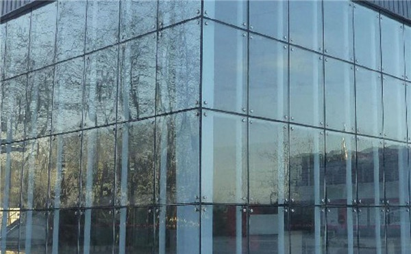鄭州玻璃幕墻