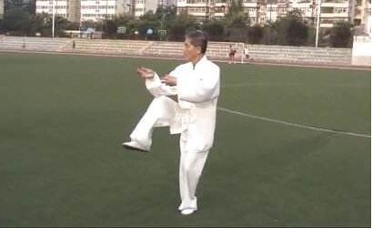 陈式太极拳初学