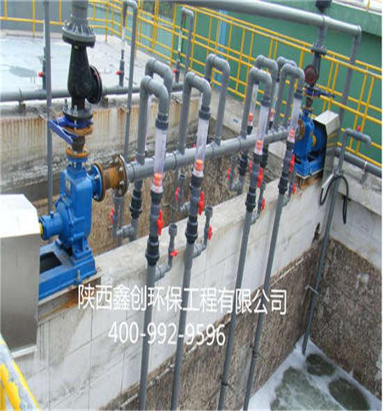 西安全自动中水回用鑫创环保XC-MBR膜全自动一体化中水回用设备