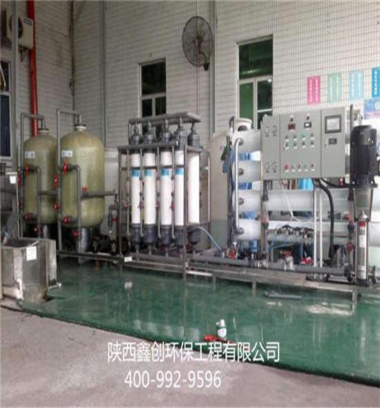 西安全自动中水回用 鑫创环保XC-MBR膜全自动一体化中水回用设备