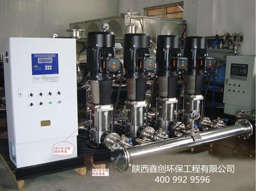 【精华】西安污水处理工程公司 工业污水处理公司