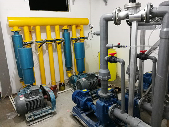 【组图】污水处理设备公司 污水处理公司