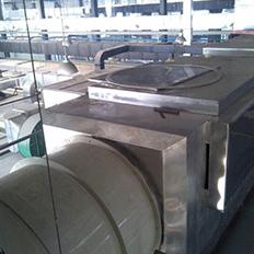 宁波电镀设备环保流水线铬酸废气塔