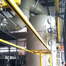 环保流水线静电喷涂环保设备制作塔