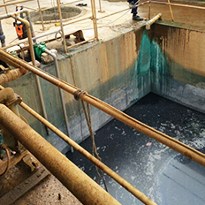 工业废水环保设备制作环保流水线