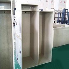 化工塑料槽子环保流水线