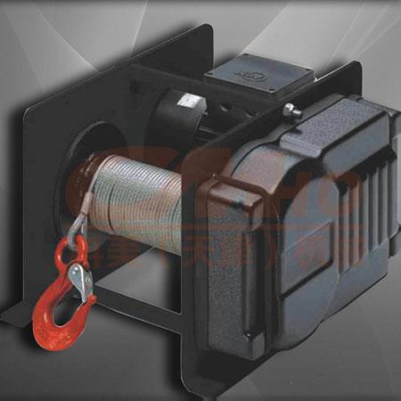 电动钢丝绳卷扬机