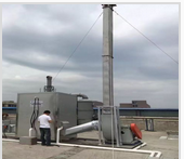 有机气体催化净化设备
