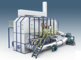 蓄热式催化净化设备RCO