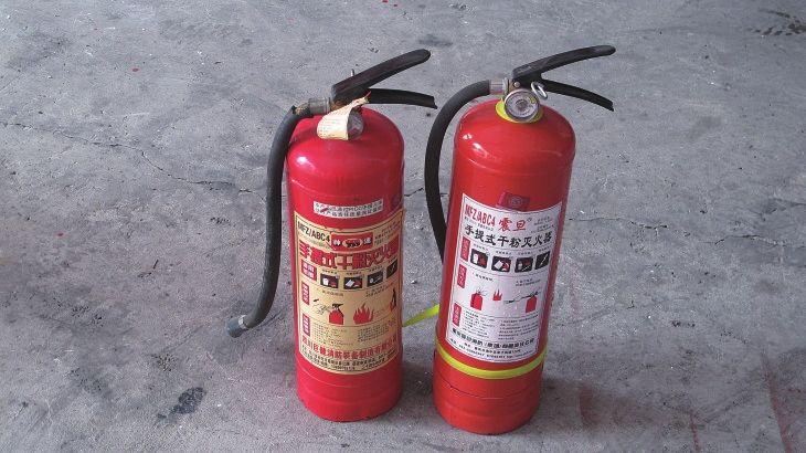 武汉二氧化碳自动灭火器