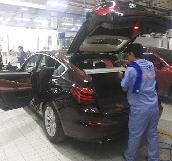汽车空气污染治理