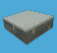 高性能隔离式一体化保温板